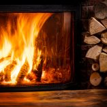 """""""Just had my first delivery of logs from Beaver logs – They burn amazingly well on the stove. You can tell instantly that the wood is proper dry – I cheated and managed to light a roaring fire with two logs and one small firelighter – no kindling ! Delivered right into the garage"""""""