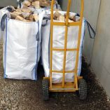 """""""Delivered right up to back door on specially made barrow, absolutely brilliant service. Logs best ever, you must try the briquettes as well"""""""