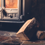 """""""Fantastic logs and fantastic service. Bob is a lovely man and he delivers the logs straight into my garage. The logs are bone dry and the same size and burn incredibly well without blackening the glass. Couldn't recommend him highly enough."""""""