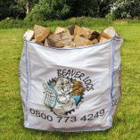 """""""Received my first order of kiln dried wood this morning. Excellent! Bob delivered when he said he would. Fire on and logs burn a treat."""""""