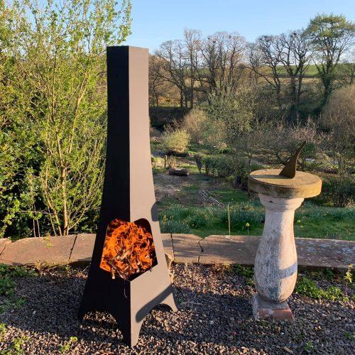 CHIMENEA garden logs