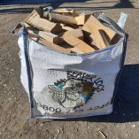 """""""This is my 3rd delivery from Bob! :) Fast and friendly!! Great logs exactly as advertised. I ordered a bag and it was full to the brim. Highly recommended!"""""""