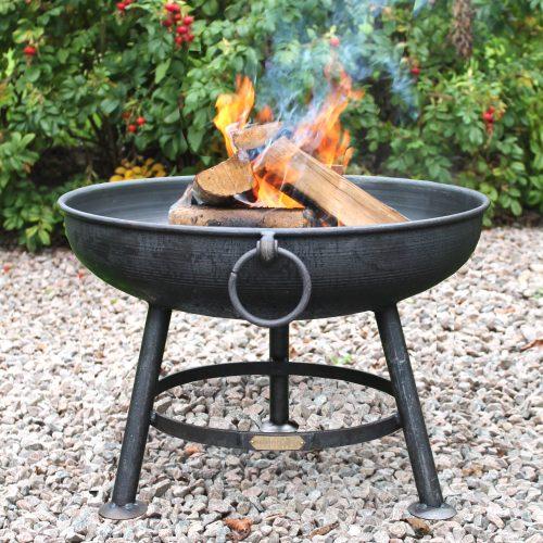 Fire Pit Scotland - Order the Classic Fire Pit 70cm | Beaver Logs, Dumfries